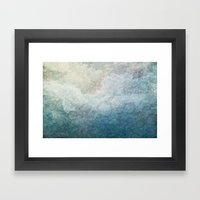 Ocean Spray Framed Art Print