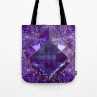 Love Lost City Tote Bag