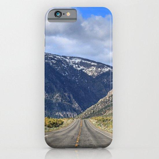 Hills Ahead iPhone & iPod Case