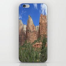 Court of the Patriarchs iPhone & iPod Skin