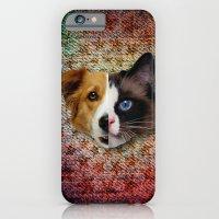 iPhone & iPod Case featuring CatDog by Li9z