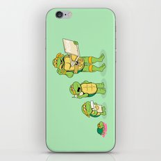 one mutation with extra cheese iPhone & iPod Skin