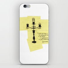 jane eyre iPhone & iPod Skin