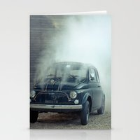 Cloud Car Stationery Cards