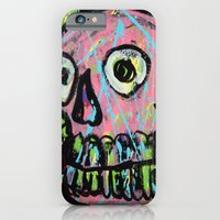 iPhone & iPod Case featuring King Skull 2 by Lisa Brown Gallery