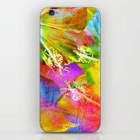 Hibiscus Dream #3 iPhone & iPod Skin