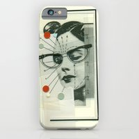 Girls Who Wear Glasses iPhone 6 Slim Case