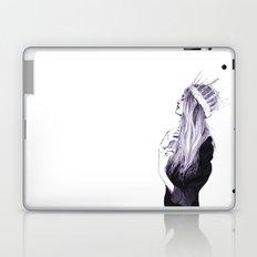 Snow Queen Laptop & iPad Skin