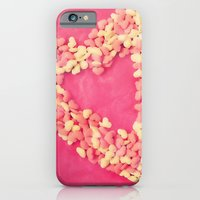 iPhone & iPod Case featuring Heart of Hearts by RDelean