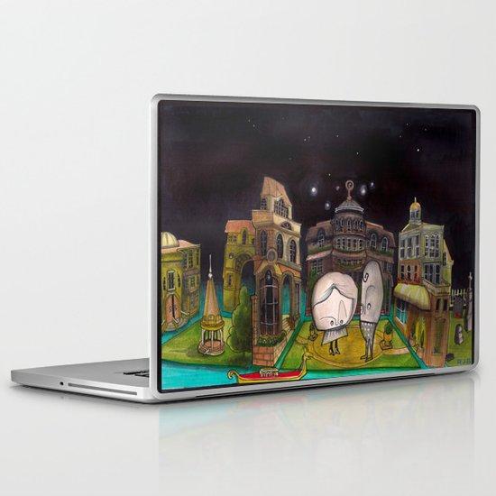 Diorama Laptop & iPad Skin