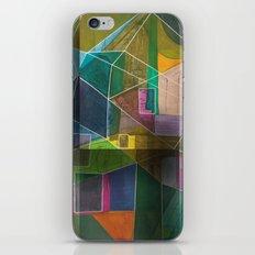 Escoleoptara iPhone & iPod Skin
