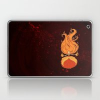 Princess Of Flame Laptop & iPad Skin