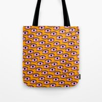 Colorful Eyes IV. Tote Bag