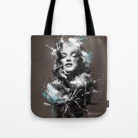 Marilyn. Tote Bag