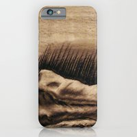 Portrait Of A Back iPhone 6 Slim Case