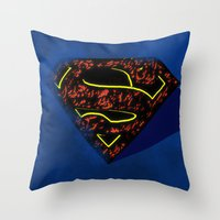 The Greatest of them All Throw Pillow