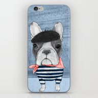 French Bulldog. iPhone & iPod Skin