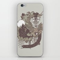 Leader Of The Pack iPhone & iPod Skin
