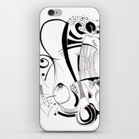 Parrot iPhone & iPod Skin