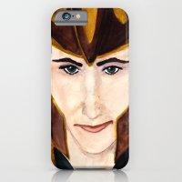 Loki Laufeyson iPhone 6 Slim Case