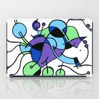 Print #9 iPad Case