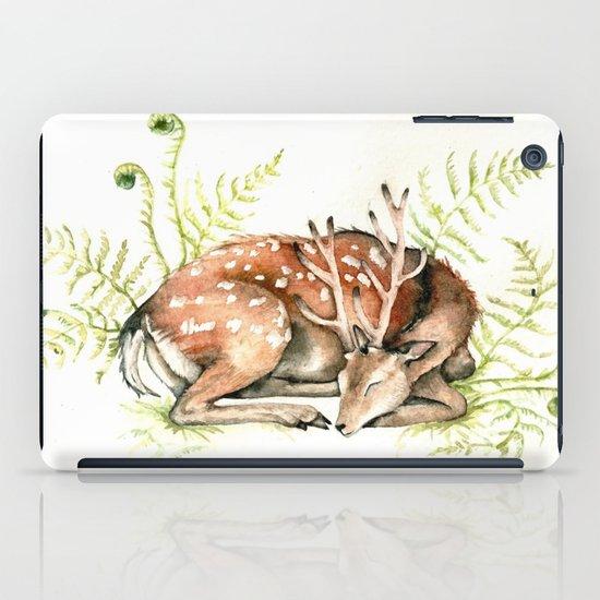Sleeping Deer iPad Case