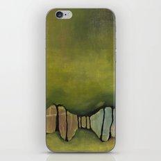 tree canopy iPhone & iPod Skin