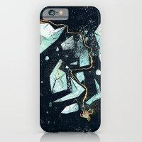 Climbing the Crevasse iPhone 6 Slim Case