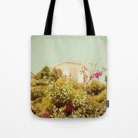 Bougainvillea #2 Tote Bag