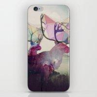 The spirit VI iPhone & iPod Skin
