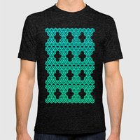 lift Mens Fitted Tee Tri-Black SMALL