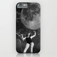 iPhone & iPod Case featuring Black & White Collection -- Out There by Elo Marc