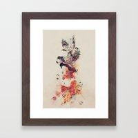 The Feast Framed Art Print
