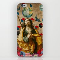 Saints Collection -- The… iPhone & iPod Skin