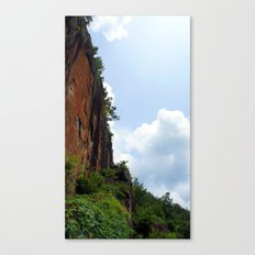 Temple Sasung 4 Canvas Print