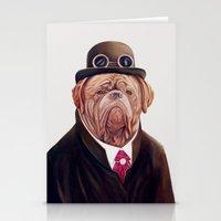 Dogue De Bordeaux Stationery Cards