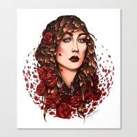 Disarray  Canvas Print