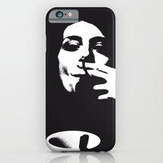 coffee + cigarettes iPhone 6s Slim Case