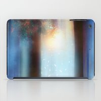 Hope In Blue Part II iPad Case