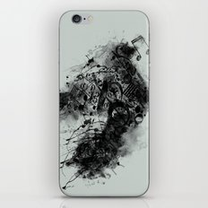 THE LONELY BIRD SONG iPhone & iPod Skin