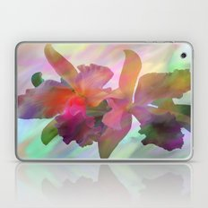 Easter Orchids Laptop & iPad Skin