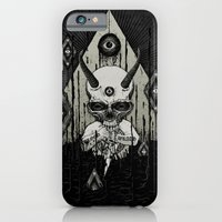 iPhone & iPod Case featuring The Lake by uberkraaft
