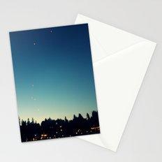 Lanterns Stationery Cards