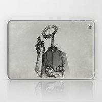 Trust With No Head And H… Laptop & iPad Skin