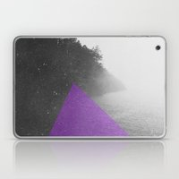 NEON NATURE | Purple Laptop & iPad Skin