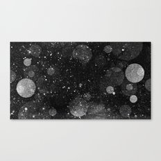OUTER_____ Canvas Print