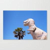 Dinosaur!!! Canvas Print