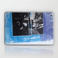 OSWALD/HALF TONE Laptop & iPad Skin