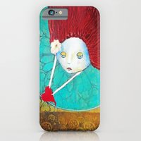 Angel With Heart iPhone 6 Slim Case