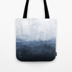 The Storm - Ocean Painting Tote Bag